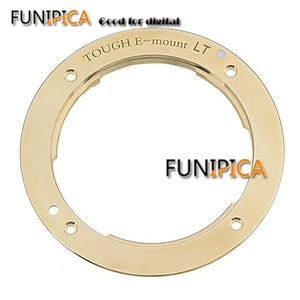 Image 2 - New Camera mount ring for Sony A7 A7R All metal TOUGH E mount Sony body E bayonet reinforcement kit camera repair parts