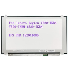 Display-Panel Laptop Legion Lcd-Screen Matrix Lenovo for Y520-ikba/Y520-ikbm/Y520-ikbn/..