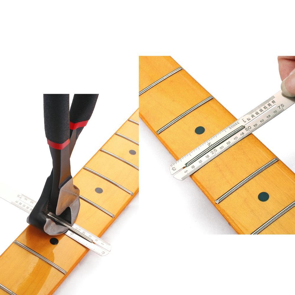 High-grade Guitar Fret Repair Tools