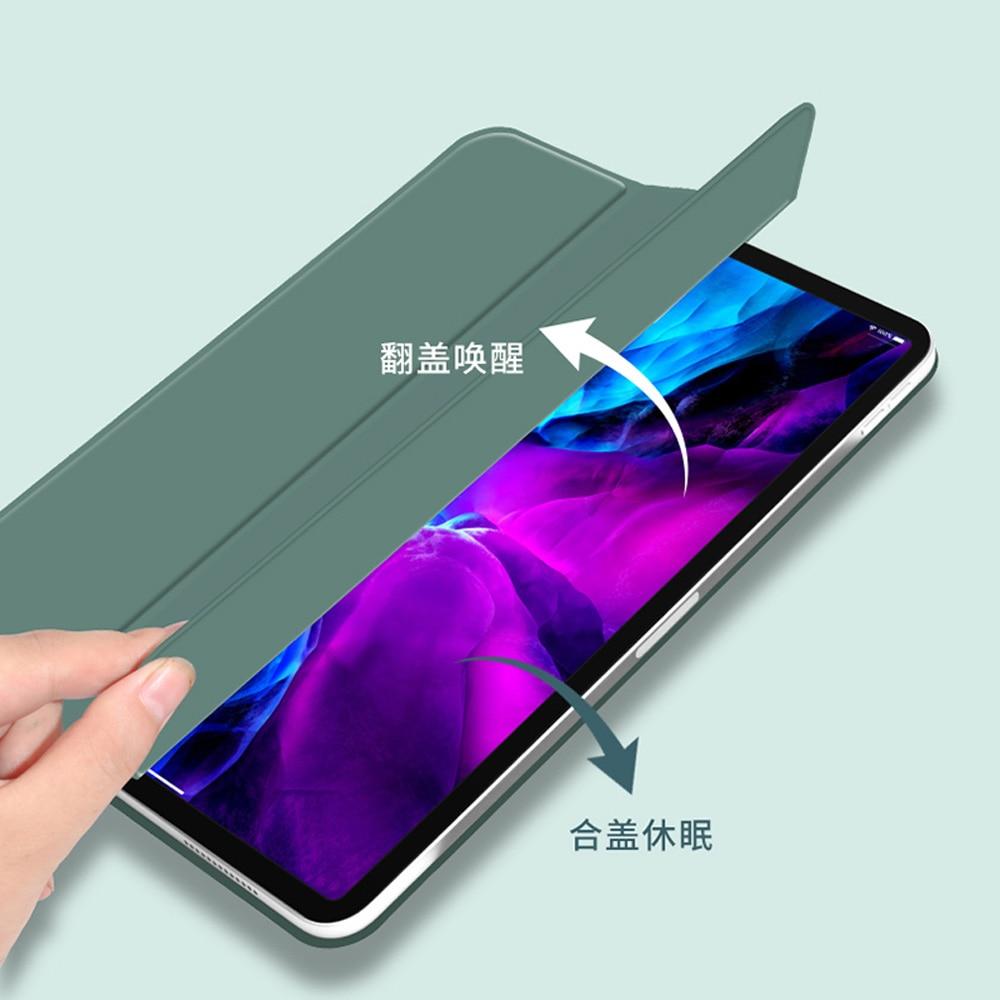 Korean Thai Keyboard For A2459 Spanish Magnetic Magic Russian 2020 11 Case Trackpad A2460 iPad Case Keyboard A2301 Pro 2018 2021