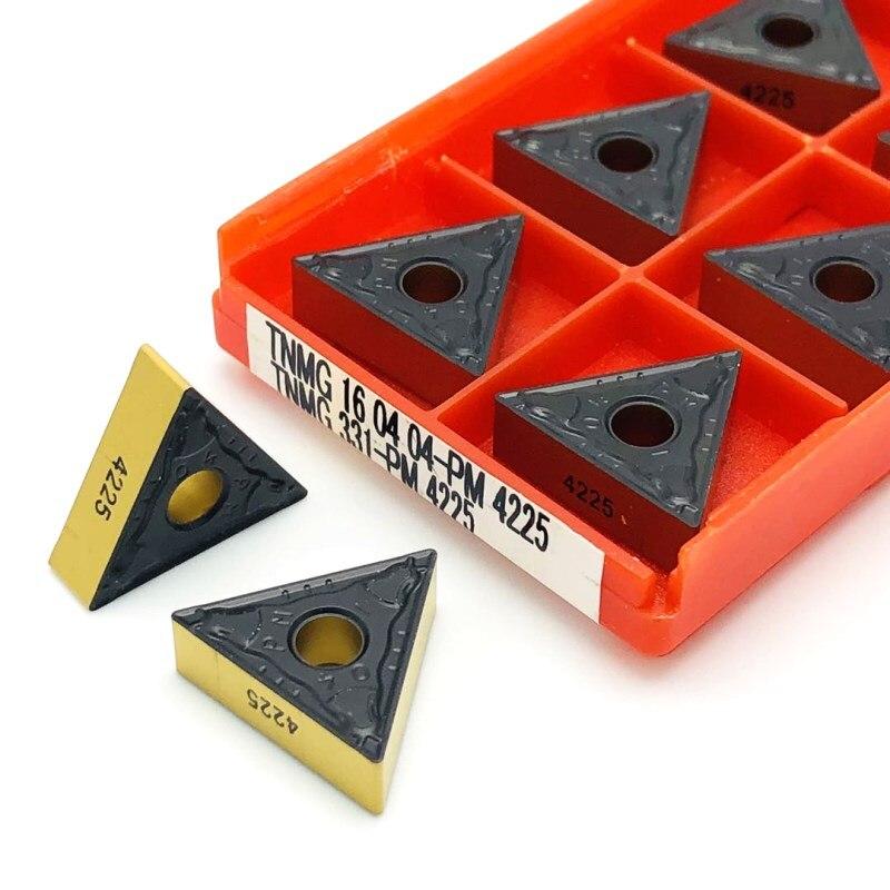100% inserção de carboneto cnc ferramentas de