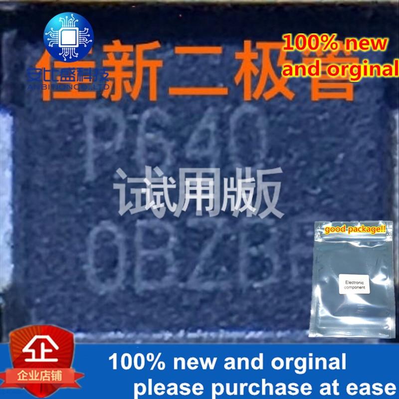 30pcs 100% New And Orginal  P640P3100SBRP 310V Discharge Tube Silk Screen P640  In Stock