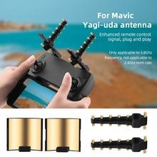 Remote Controller Yagi Antenna Amplifier Signal Booster Range Extender for DJI Mavic Mini Air Spark 2 Pro Zoom FIMI X8 SE 2020