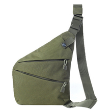 Chest-Bag Sports Outdoor Strap Mobilephone Adjustable Anti-Theft Multifunctional Tactical