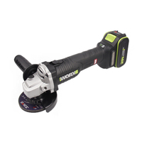 WORX Brushless motor WU808 angle grinder 20V power share battery with ku270 ,ku390 ,ku230