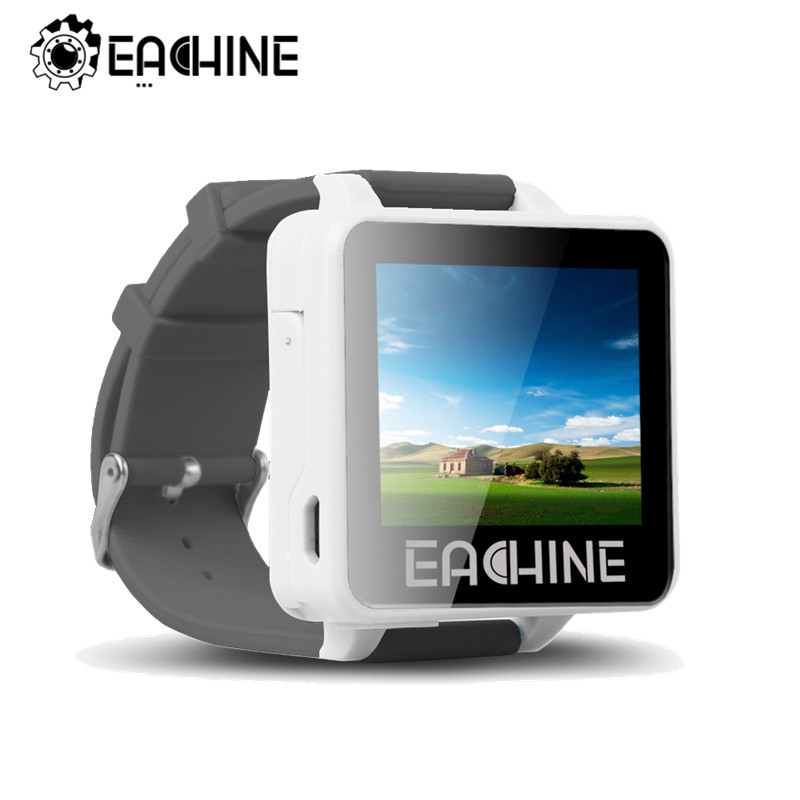 Eachine RD200 2 5.8GHz 48CH FPV Wearable Watch DVR Monitor Receiver OSD Support AV-In for FPV RC Drone Transmitter Mount image