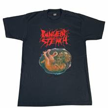 "Vintage Pungent Stench ""Fetus"" T-Shirt Carcass Immolation Macabre Death Metal Top Quality 2018 New Brand Men'S(China)"