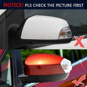 Image 5 - Araba dinamik dönüş sinyal ışığı Ford s max 07 14 Kuga C394 08 12 c max 11 19 LED ayna tekrarlayıcı sıralı göstergesi flaşör