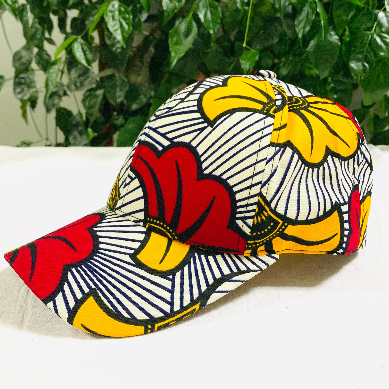 Shenbolen african hat Ankara wax Print Hat Bucket hat african accessories cap Printing Ankara Print Hiphop hat Wholesale