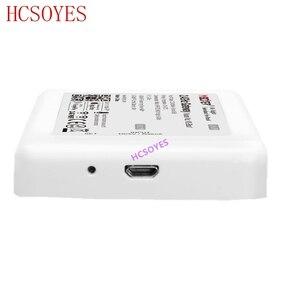Image 3 - milight (iBox2 Upgraded version )WL Box1 2.4GHz WiFi Smart Light /WiFi iBox Controller DC5V RF Remote wifi RGB light Wireless