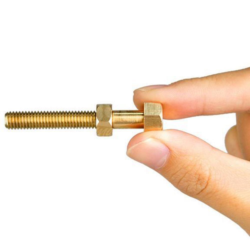 New Nut Off Screw Close-Up Magic Trick Micro Psychic Super Rotating High Quality Magic Props Toys Prank