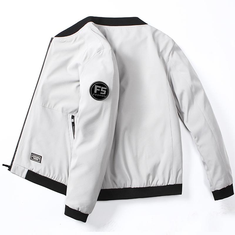 fashion men jackets and coats stand collar jaqueta masculina bomber jacket outwear bomber jackets mens