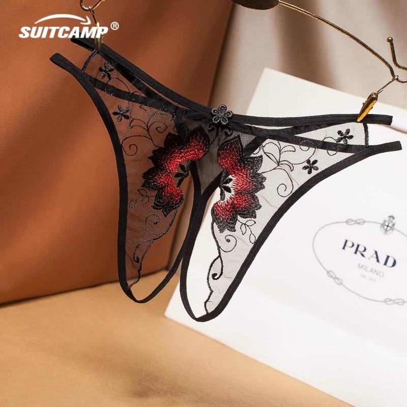 2021 Sexy Bikini Thong Panties Swimwear Bodysuit Mini Briefs Plus Size Swimming Suit for Women String Thongs Women Black