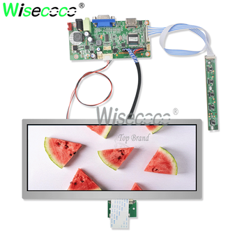 10.3 inch IPS 1920*720  TFT  screen 850 nits high brightness display withlvds  VGA HDMI driver board for outdoor high brightness intelligent screen 8 inch tft lcd 500 nits high resolution for automatic equipment