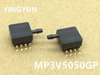 цена на 2pcs/lot    Pressure Sensor MP3V5050GP MP3V5050DP    New original
