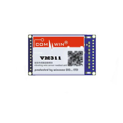 Vibrerende Draad Sensor Anker Kabel Uitlezing Module Hoge Spanning/Frequentie Sweep VM311 Digitale/Analoge
