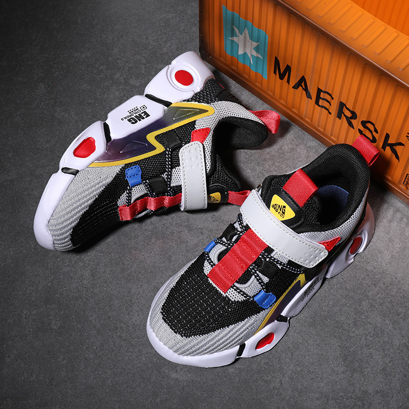 2020 Children\'S Sneakers Kids Sports Shoes For Boys Girls Fashion Casual Children Girls Shoes Boys Running Child Shoes