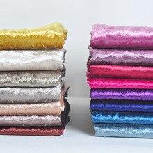 25 см * 34 см ледяная бархатная ткань Золото Бархат Кожа для DIY мягкая сумка диван занавес украшение интерьера