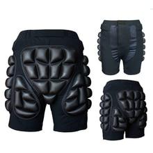 Защитные Штаны для катания на лыжах, зимние мотоциклетные штаны, уличные спортивные утолщенные защитные штаны для катания на лыжах, сноуборде, коньках