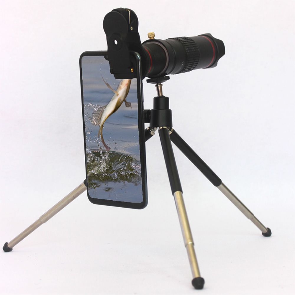 Image 2 - SNAPUM Cellphone mobile phone HD 4K 22x Camera Zoom optical Telescope telephoto Lens For Samsung iphone huawei xiaomilens for samsungtelephoto lenszoom optical -