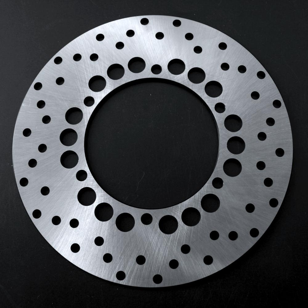 Disco de freio traseiro da motocicleta rotor apto para fz400 1985-1997 fz600 fzr600 fzs600 yx600 radian fz 600 fzr 600 faz 600 fz 400 fz 600