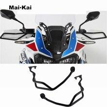 MAIKAI For HONDA CRF1000L (African Twins) 2016-2019 Motorcycle Hand Guard Handle Bar Protector Crash Falling protection