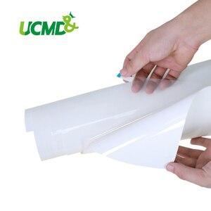 Сухой протрите доски стикер стены DIY самоклеющиеся белая доска съемные доски для рисования для дома школы офиса 40X30 см