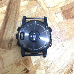 For Fenix 5X Rear cover repair and replacement With motor vibrator / heart rate sensor / Barometer Apply to GARMIN FENIX 5x