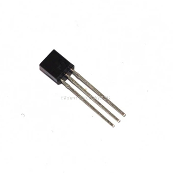 100PCS/LOT 2SA733 TO-92 A733 TO92 new triode transistor image