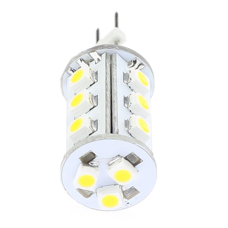 G4 LED Bulb 15 Led 3528SMD 1w&3w Wide Volt (DC10-30V And AC10-18V) Warm White Marine Lamp 1pcs/lot