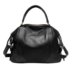 Image 2 - PASTE 2 Sizes Fashion Tote Bags for Women New Classic Leisure Handbags Genuine Cow Leather Female Shoulder Bags bolsa feminina