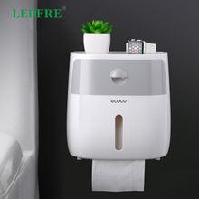 Ledfre Пластиковый Держатель салфеток для туалетной бумаги Ванная