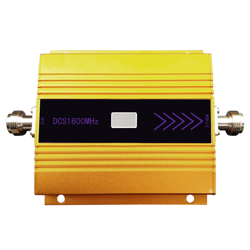 4g Lte 1800 MHZ Booster LCD GSM Amplificador GSM 2g 4g Booster DCS 1800 Booster Mobile Phone Signal Amplifier Repeater