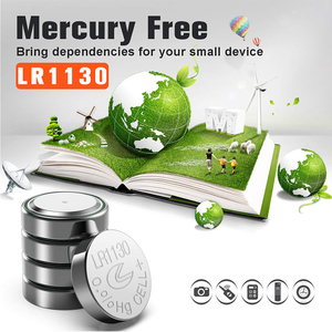 Image 2 - 20Pcs/2Card  PKCELL 1.5V AG10 389 LR54 SR54 SR1130W 189 SB BU L1130 1130  LR1130 Button Alkaline Cell Coin thermometer Battery