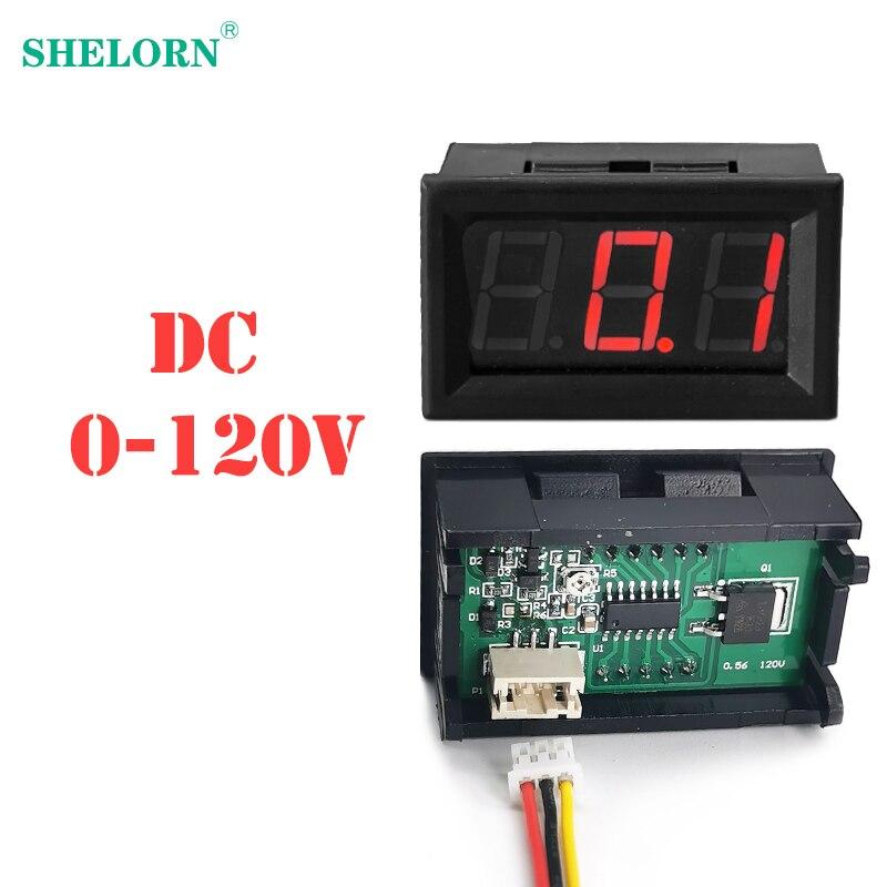 Цифровой вольтметр постоянного тока 3,5-30 в