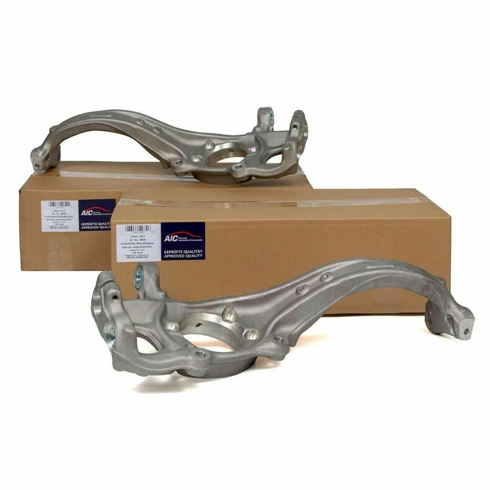 AP01 Steering Knuckles For AUDI A4 (B8) A5 (8T3 8TA 8F7) Q5 Front L+R 8K0407253AA/4AA 1.8L  2.0L 3.0L 3.2L