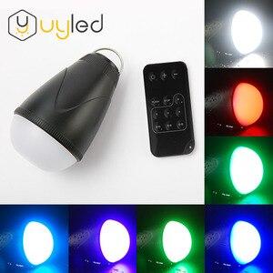 Светильник для кемпинга RGB с дистанционным управлением, водонепроницаемый, для ловли карпа, 1,5 Вт, USB, противомоскитная лампа