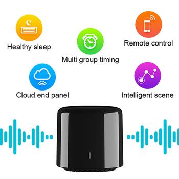 Broadlink Mini Rm4 pilot na podczerwień do inteligentnego domu automatyka uniwersalny pilot na podczerwień inteligentne Wifi dla Alexa tanie i dobre opinie ALLOYSEED CN (pochodzenie)