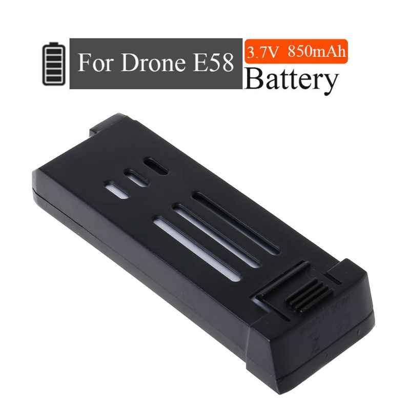 Upgrade 3.7V 850mAh Lipo Battery For Drone X Pro RC Drone Quadcopter Spare Parts