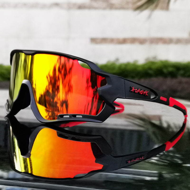Cycling Sunglasses Men Women MTB Bicycle Bike eyewear goggles Photochromic Glasses Sunglasses UV400 polarized cycling glasses 1