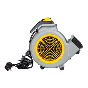 Image 2 - Vacmaster Floor Dryer, Ground Blower, Portable Air Mover For House, 3 Speed, 19M/S, 550CFM