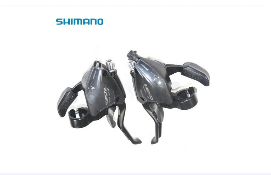 Shimano SHIMANO Bike Thumb Shifter Ef51 Mountain Bike 8-Speed 24 Speed Bicycle Speed Regulator Accessories