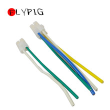 2+4 Pin CDI Cable Wire Adapter Harness Plug For Gy6 4 Stroke Scooter Quad Pit Dirt Bike Atv D30