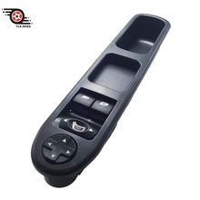 ใหม่สวิทช์สวิทช์ควบคุมหน้าต่างสำหรับCitroen C3 Picasso Peugeot 207 CC 6554.QC 6554QC