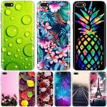 Para huawei honor 4x 4 x che2 CHE2-L11 CHE2-12 CHE2-L23 caso de silicone macio tpu bonito volta caso para honra 4x telefone capa coque