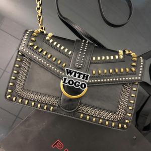 PINK bag genuine leather bag d