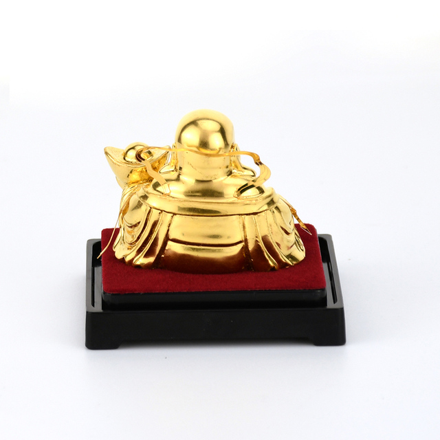 Porte-Bonheur Feng Shui Statuette Bouddha Rieur