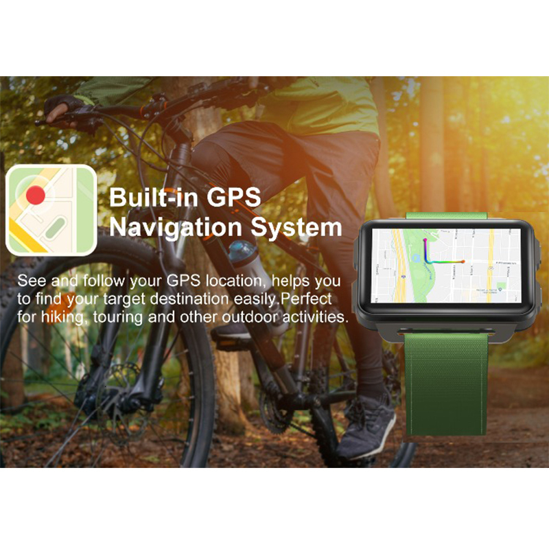 GPS wifi Bluetooth android 3G smartphone Smartband smartwatch 1GB RAM 16GB ROM mini petit téléphone portable Quad core Fitness tracker - 3