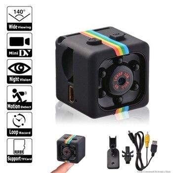 Mini Camera HD 960P/1080P Sensor Night Vision Camcorder Motion DVR Micro Camera Sport DV Video Small Camera Cam black color motion detection dvr mini car dvr camera dash cam 960p full hd video night vision