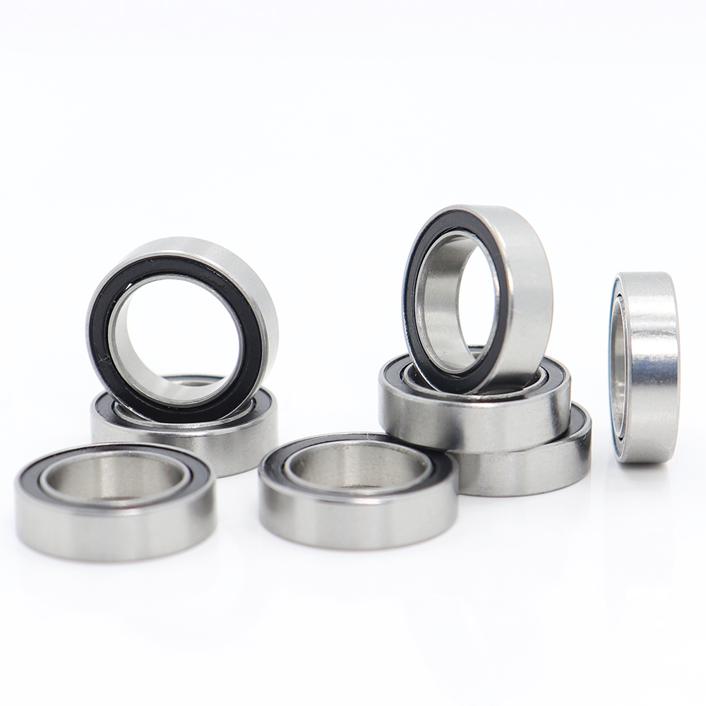 S6700-2RS Bearing 10x15x4 Mm 10PCS Double Sealed Stainless Steel S6700 RS Ball Bearings S6700 2RS S61700RS S6700VV/DDU